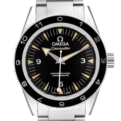 Photo of Omega Seamaster 300 Spectre Limited Edition Watch 233.32.41.21.01.001 Unworn