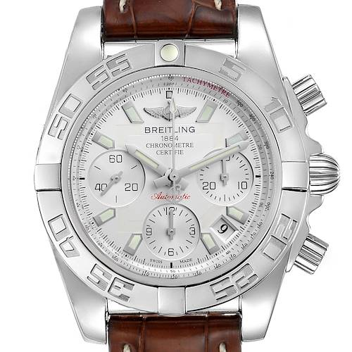 Photo of Breitling Chronomat Evolution 41mm Steel Mens Watch AB0140