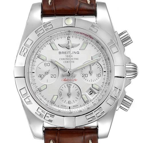 Photo of Breitling Chronomat Evolution 41mm Steel Mens Watch AB0140