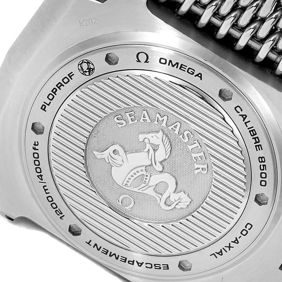 Omega Seamaster Ploprof 1200m Steel Mens Watch 224.30.55.21.01.001 SwissWatchExpo