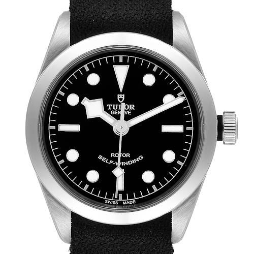 Tudor Heritage Black Bay 36 Steel Mens Watch 79500 Box Papers