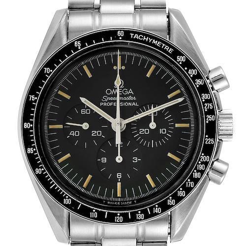 Photo of Omega Speedmaster 861 Steel Mens Moon Watch 3590.50.00