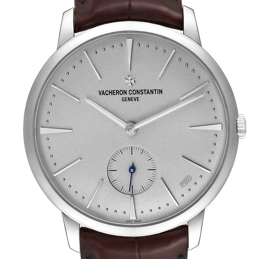 Vacheron Constantin Patrimony Excellence Platine Platinum Limited Watch 1110U SwissWatchExpo