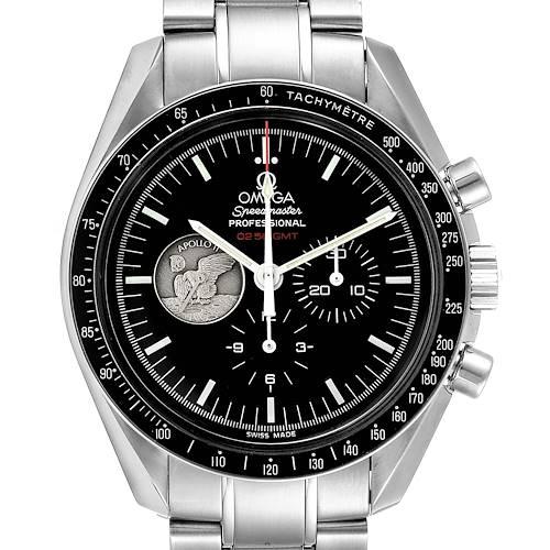 Photo of Omega Speedmaster Apollo 11 40th Anniversary Moonwatch 311.30.42.30.01.002