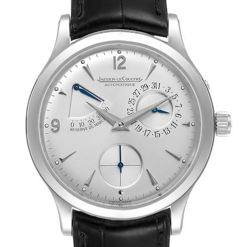 Photo of Jaeger Lecoultre Reserve De Marche Steel Mens Watch 140.8.38.S Q1488404