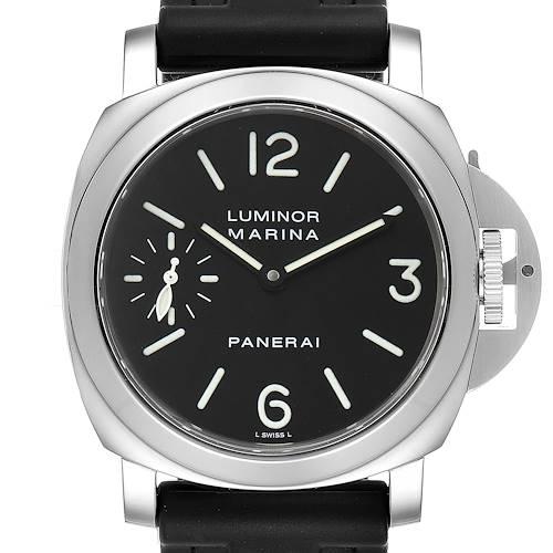 Photo of Panerai Luminor Marina 44mm Steel Mens Watch PAM00111