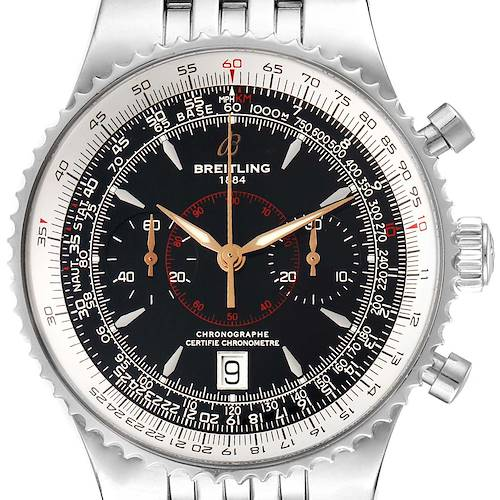 Photo of Breitling Montbrillant Legende Stainless Steel Mens Watch A23340