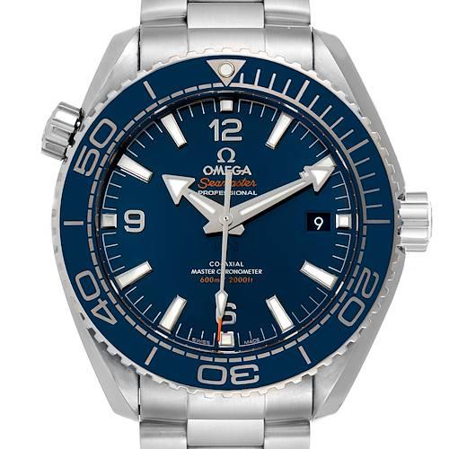 Photo of Omega Seamaster Planet Ocean Steel Mens Watch 215.30.44.21.03.001