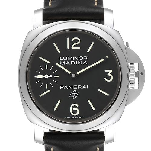 Photo of Panerai Luminor Marina 44mm Steel Mens Watch PAM00776 Box Paper