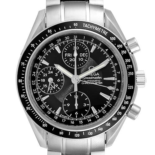 Photo of Omega Speedmaster Day-Date 40 Chronograph Mens Watch Watch 3220.50.00
