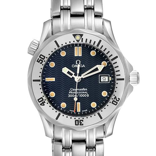 Photo of Omega Seamaster 300m Midsize 36mm Steel Mens Watch 2562.80.00