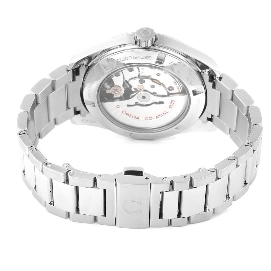 Omega Seamaster Aqua Terra Mens Watch 231.10.42.21.02.004 Box Card SwissWatchExpo