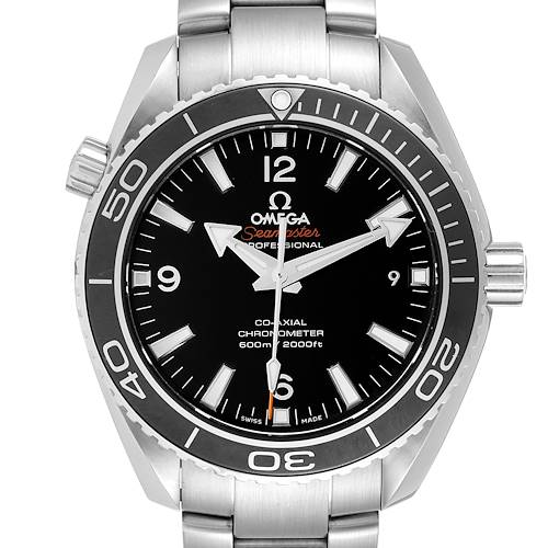 Photo of Omega Seamaster Planet Ocean Steel Mens Watch 232.30.42.21.01.001 Card