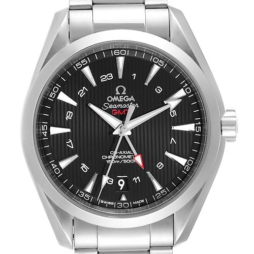 Photo of Omega Seamaster Aqua Terra GMT Co-Axial Watch 231.10.43.22.01.001