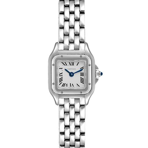 Photo of Cartier Panthere Mini Stainless Steel Ladies Watch WSPN0019 Box Papers