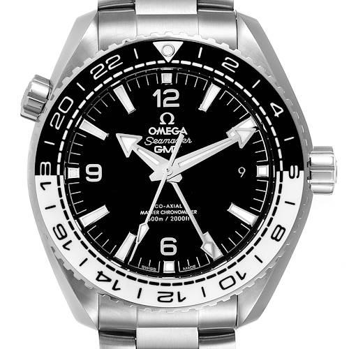 Photo of Omega Seamaster Planet Ocean GMT 600m Watch 215.30.44.22.01.001 Unworn