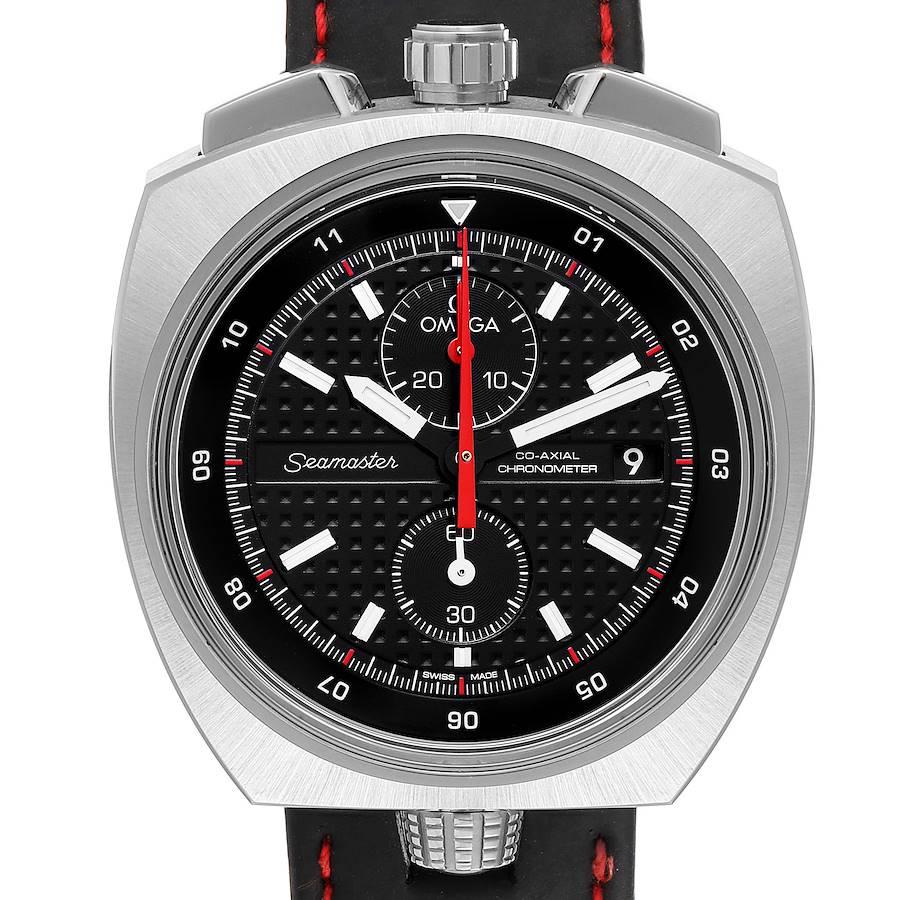 Omega Seamaster Bullhead LE Steel Mens Watch 225.12.43.50.01.001 Unworn SwissWatchExpo