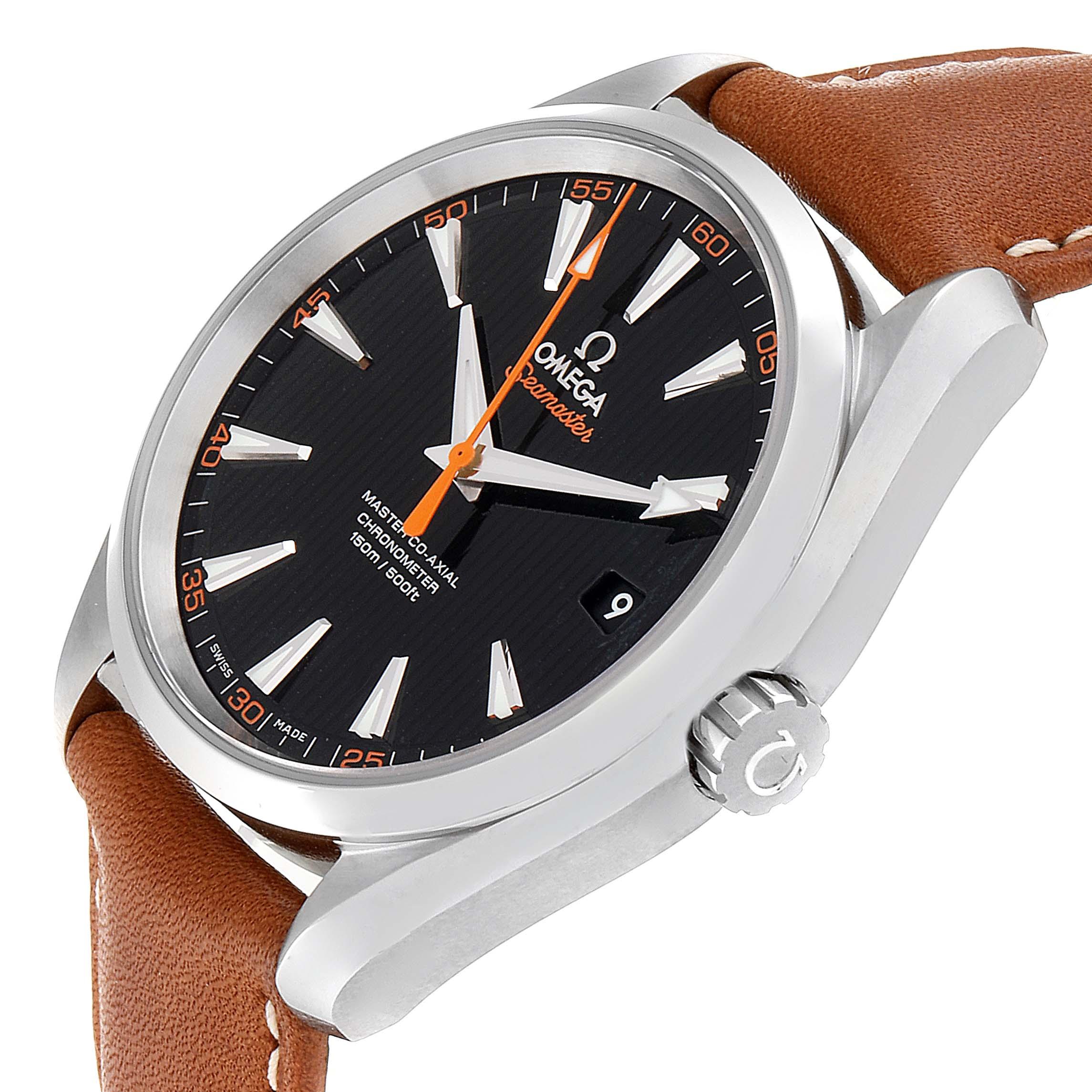 Omega Aqua Terra 150m Master 41.5mm Watch 231.12.42.21.01.002 Unworn SwissWatchExpo