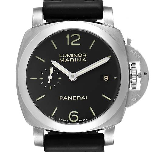Panerai Luminor Marina 1950 3 Days 42mm Mens Watch PAM00392 Box
