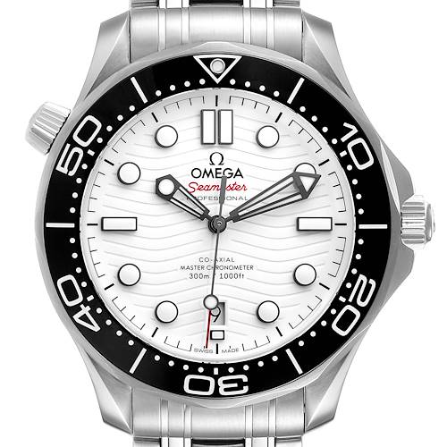 Photo of Omega Seamaster Co-Axial 42mm Mens Watch 210.30.42.20.04.001 Unworn