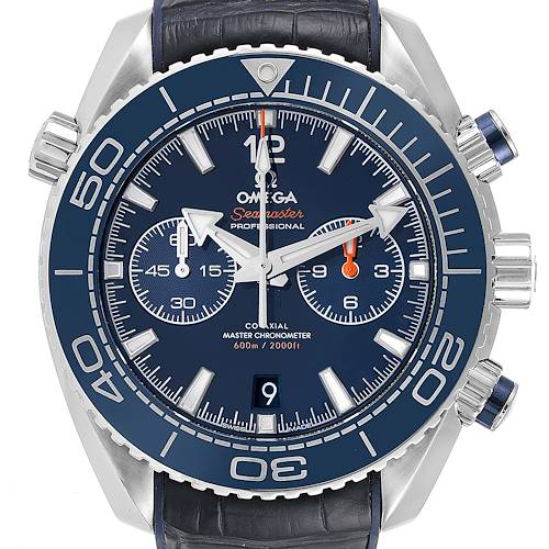 Photo of Omega Seamaster Planet Ocean 600m Co-Axial Watch 215.33.46.51.03.001 Unworn