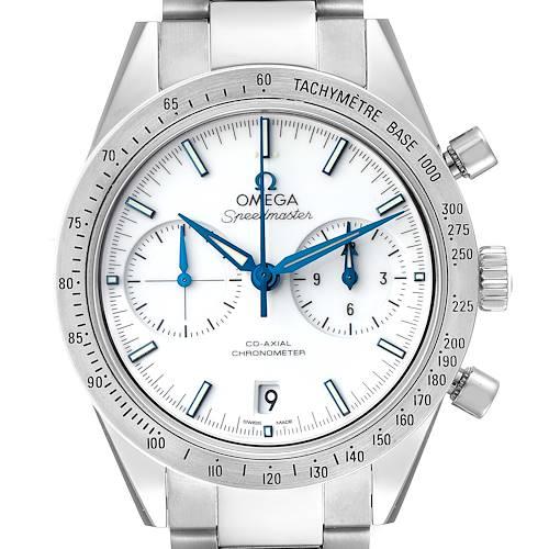 Photo of Omega Speedmaster 57 Titanium Co-Axial Mens Watch 331.90.42.51.04.001 Unworn
