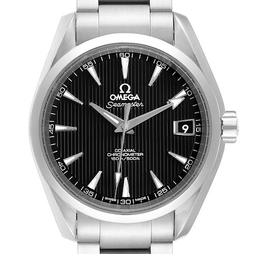 Omega Seamaster Aqua Terra 150m Mens Watch 231.10.39.21.01.001 Box Card