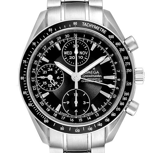 Photo of Omega Speedmaster Day-Date 40 Chronograph Watch 3220.50.00