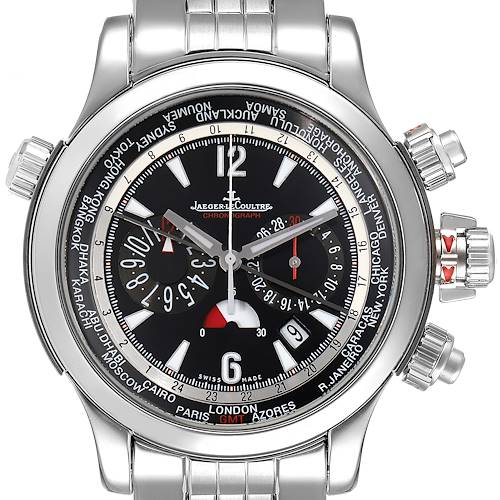 Photo of Jaeger Lecoultre Master Compressor Extreme World 150.8.22 Q1768170 Box Papers