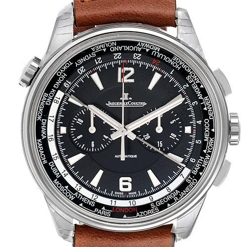 Photo of Jaeger Lecoultre Polaris WT Chronograph Watch 844.T.C2.S Q905T471 Unworn