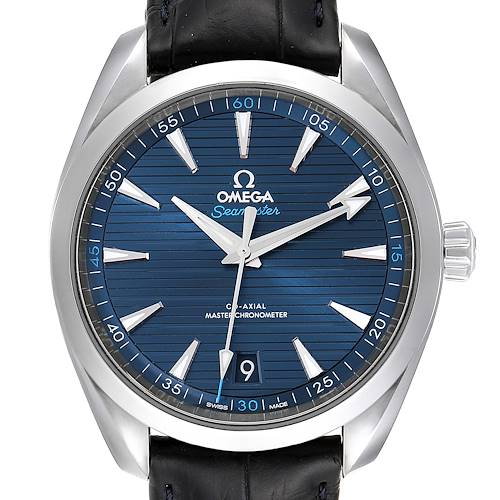 Photo of Omega Seamaster Aqua Terra Blue Dial Watch 220.13.41.21.03.001