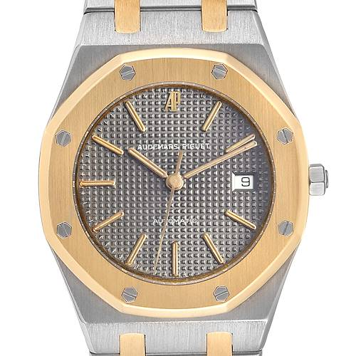 Audemars Piguet Royal Oak Steel Yellow Gold Automatic Watch SA14486 Papers