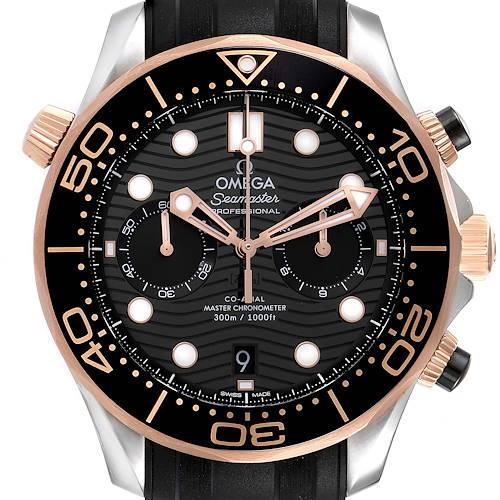 Photo of Omega Seamaster Diver Master Chronometer Watch 210.22.44.51.01.001 Box Card