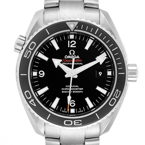 Photo of Omega Seamaster Planet Ocean 600M Mens Watch 232.30.46.21.01.001