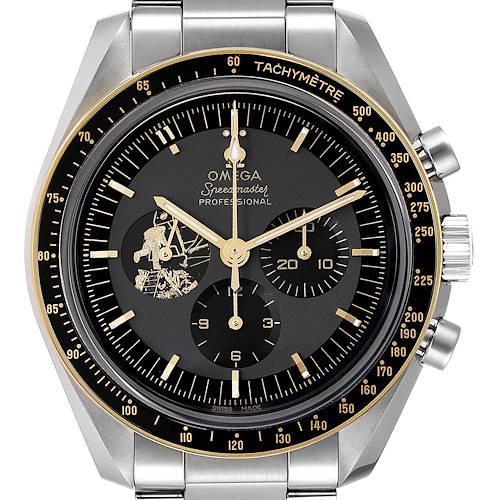 Photo of Omega Speedmaster Apollo 11 LE Black Dial Moonwatch 310.20.42.50.01.001 Unworn