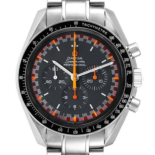 Photo of Omega Speedmaster Japanese Racing Chronograph LE Watch 3570.40.00 Box Card