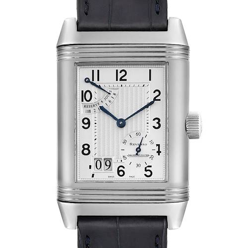 Photo of Jaeger LeCoultre Reverso Grande Date 8 Day Mens Watch 240.8.15 Q3008420