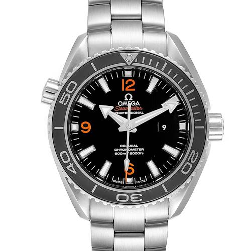 Photo of Omega Seamaster Planet Ocean Midsize Unisex Watch 232.30.38.20.01.002