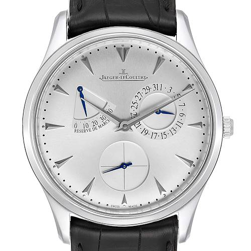 Photo of Jaeger Lecoultre Reserve De Marche Ultra Thin Watch 176.8.38.S Q1378420