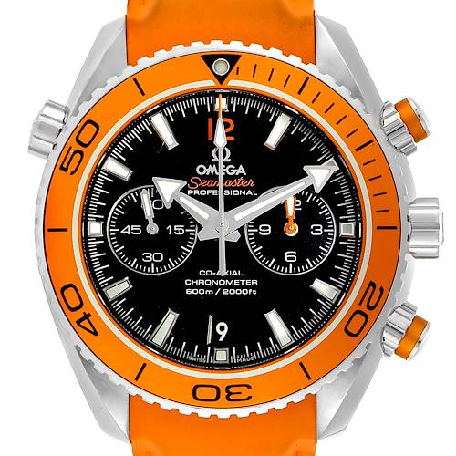 Photo of Omega Seamaster Planet Ocean Chronograph Mens Watch 232.32.46.51.01.001