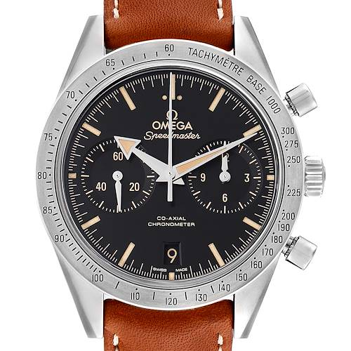 Photo of Omega Speedmaster 57 Co-Axial Chronograph Mens Watch 331.12.42.51.01.002