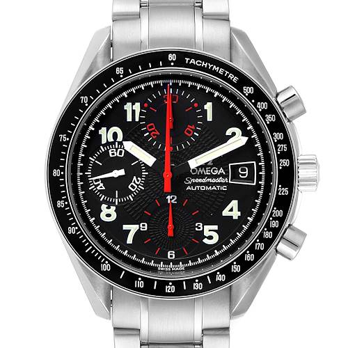Photo of Omega Speedmaster Japanese Market Limited Edition Mens Watch 3513.53.00