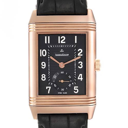 Photo of Jaeger LeCoultre Grande Reverso 976 Rose Gold Watch 273.2.04 Q3732470