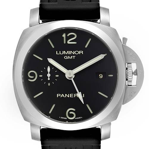Photo of Panerai Luminor 1950 3 Days GMT 44mm Watch PAM00320