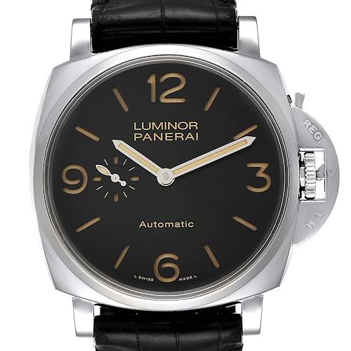 Photo of Panerai Luminor Due 3 Days 45mm Mens Watch PAM00674 Box