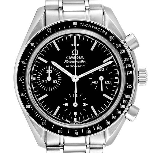 Photo of Omega Speedmaster Reduced Automatic Steel Watch 3539.50.00