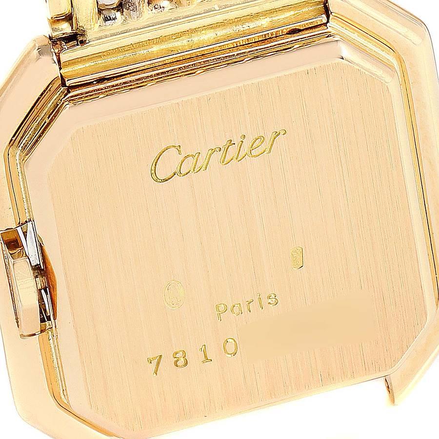 Cartier Ceinture Paris Trinity White Yellow Rose Gold Ladies Watch SwissWatchExpo