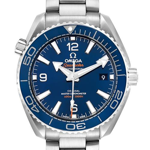 Photo of Omega Planet Ocean Master Chronometer 39.5 Watch 215.30.40.20.03.001 Unworn