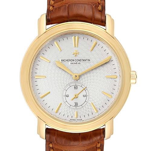 Photo of Vacheron Constantin Malte Grande Classique Yellow Gold Mens Watch 81000