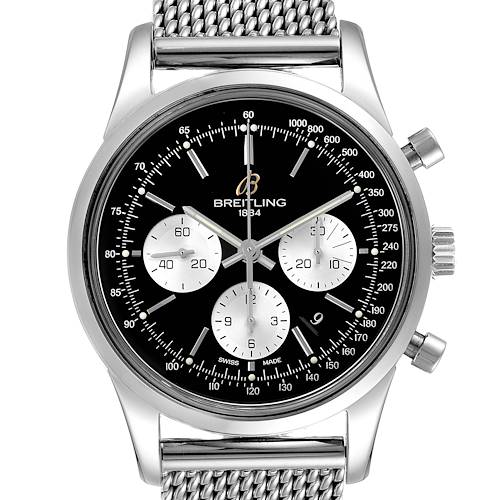 Photo of Breitling Transocean Chronograph Limited Edition Mens Watch AB0151
